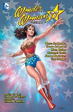 Wonder Woman '77 (2015-2016) Vol. 1