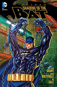Batman: Shadow of the Bat Tome 1