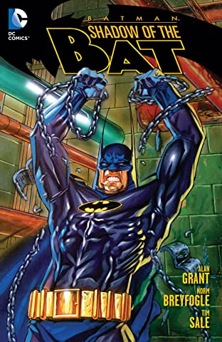 Batman: Shadow of the Bat Vol. 1