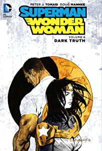 Superman/Wonder Woman (2013-2016) Vol. 4: Dark Truth