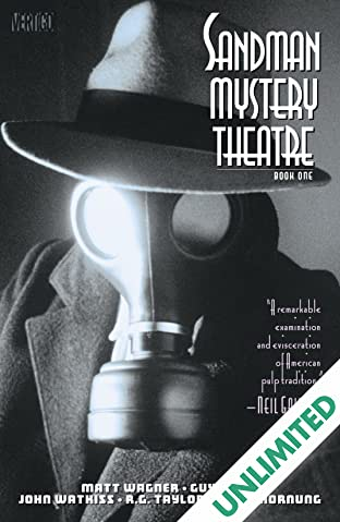 Sandman Mystery Theatre: Book One