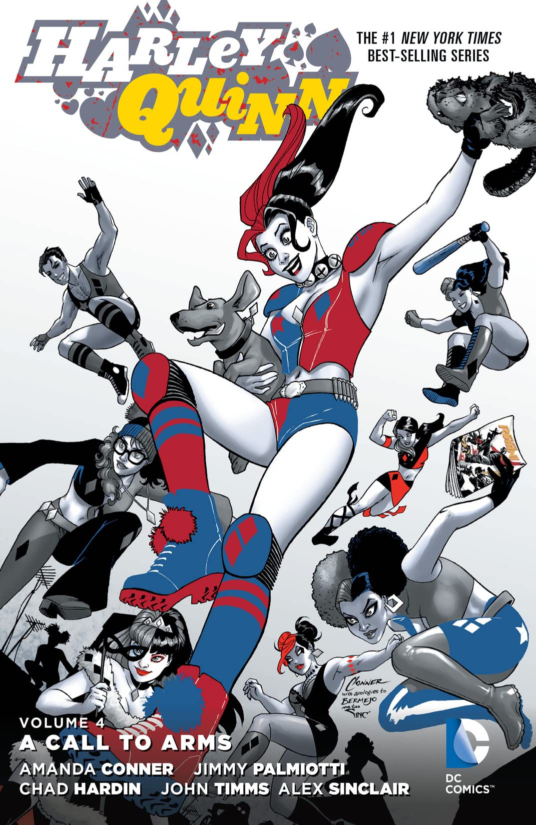 Harley Quinn (2013-2016) Vol. 4: A Call to Arms
