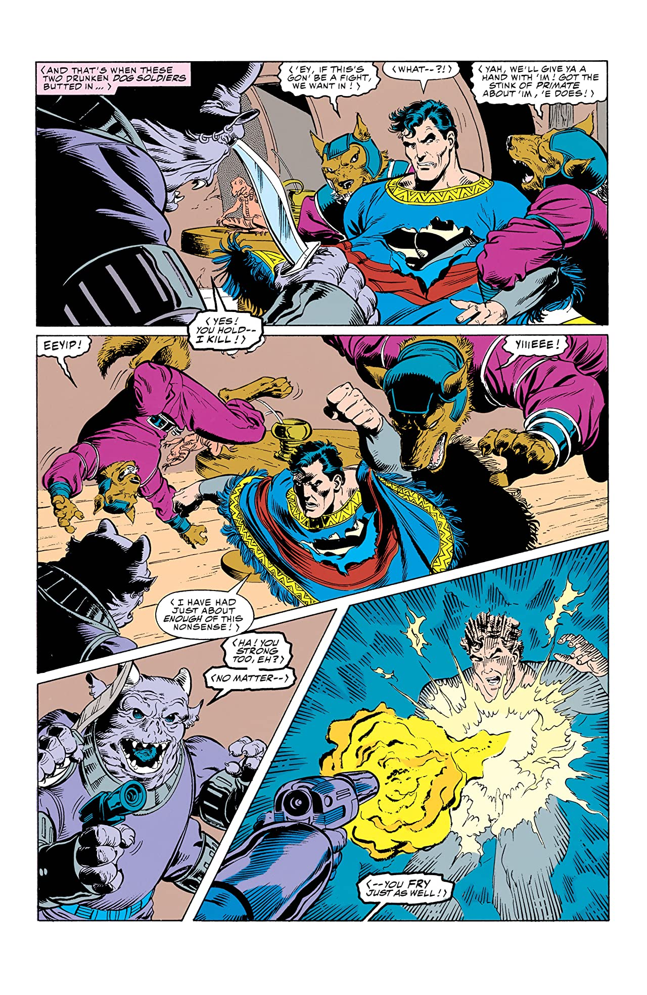 Superman: Panic in the Sky (New Edition)