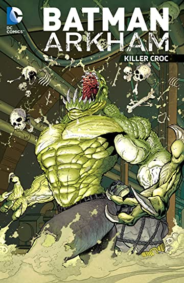 Batman: Arkham: Killer Croc