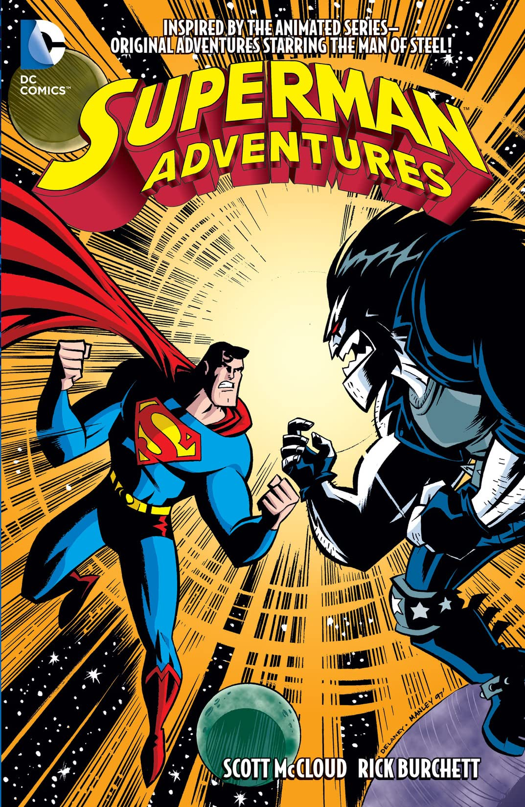 Superman Adventures (1996-2002) Vol. 2