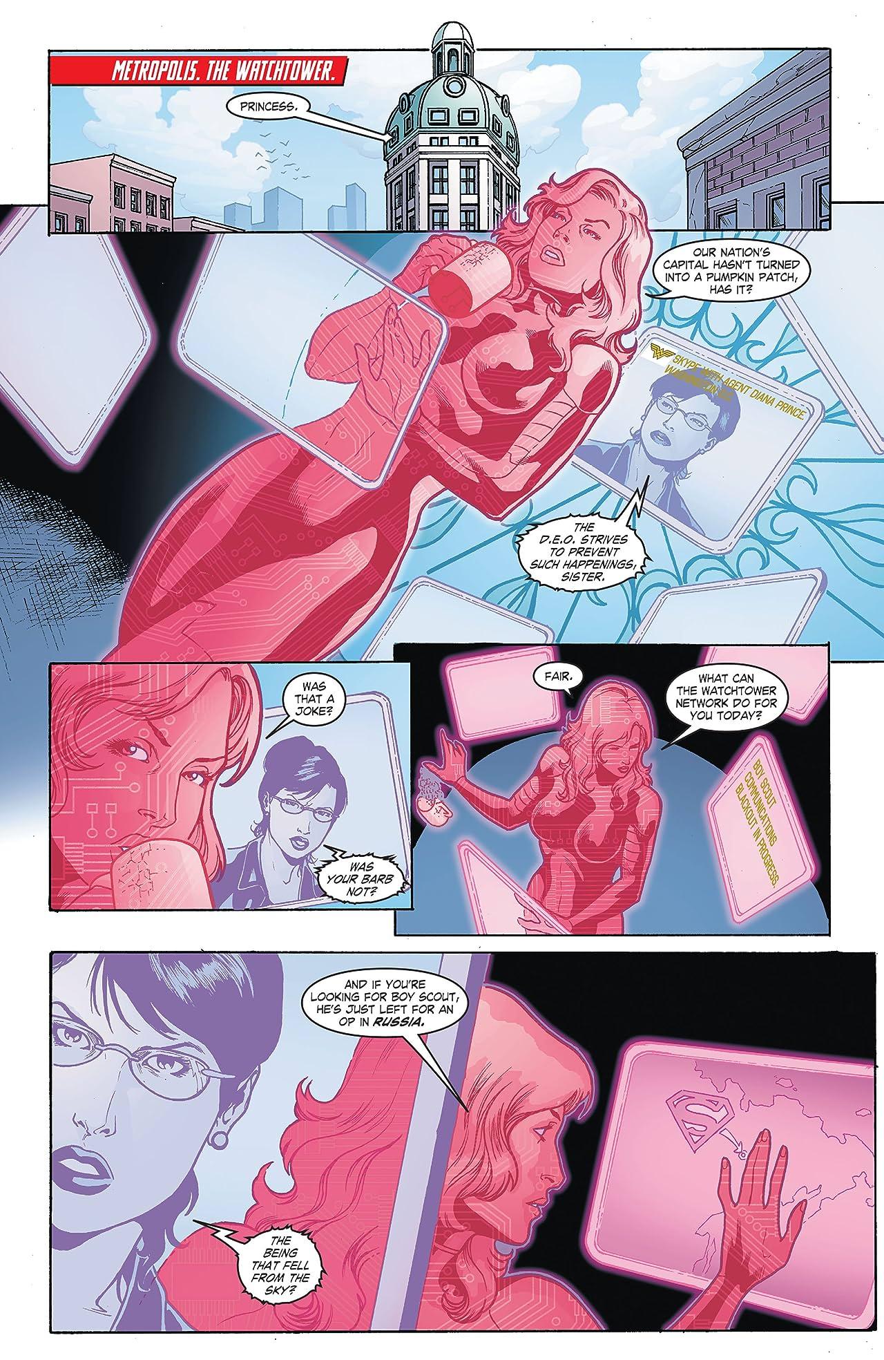 Smallville Season 11 Vol. 8: Chaos