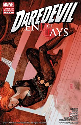 Daredevil: End of Days No.6 (sur 8)