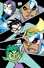 Teen Titans Go! (2004-2008) Vol. 2: Heroes on Patrol