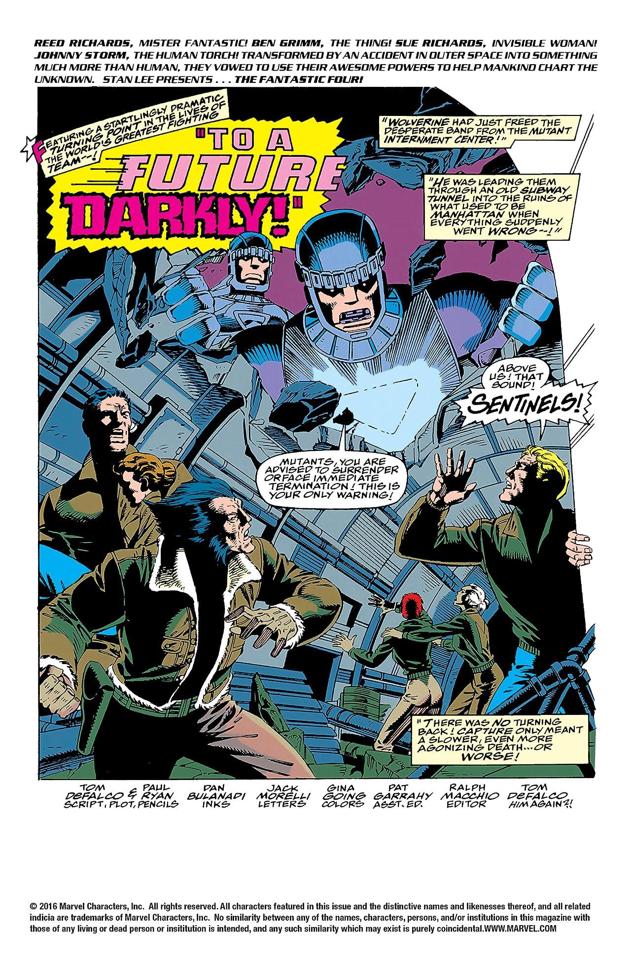 Fantastic Four (1961-1998) #376