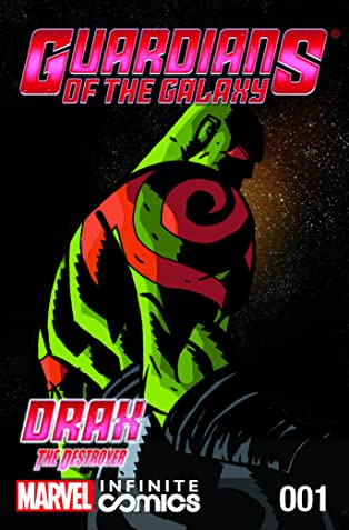 Guardians of the Galaxy Infinite Comic #1