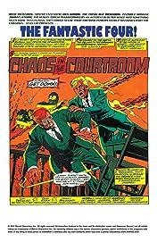 Fantastic Four (1961-1998) #378