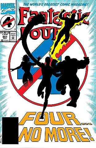 Fantastic Four (1961-1998) #381