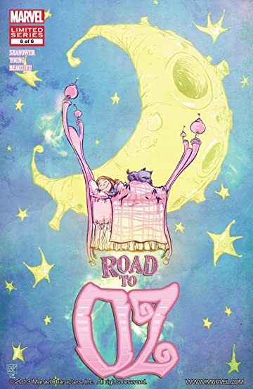 Road To Oz #6 (of 6)