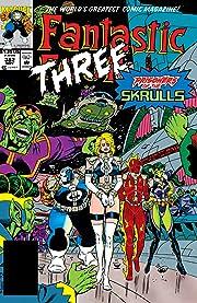 Fantastic Four (1961-1998) #382