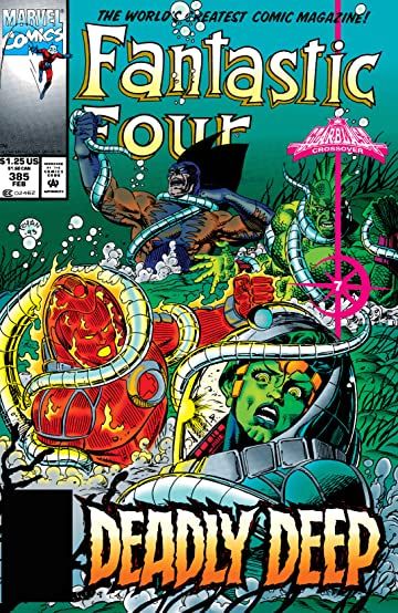 Fantastic Four (1961-1998) #385