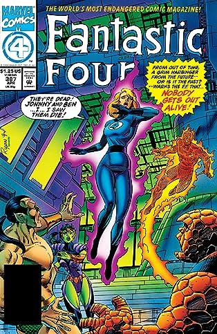 Fantastic Four (1961-1998) #387