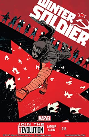 Winter Soldier No.16