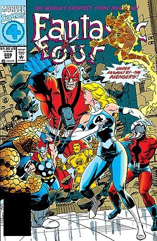 Fantastic Four (1961-1998) #388