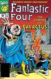 Fantastic Four (1961-1998) #390