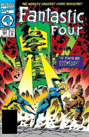 Fantastic Four (1961-1998) #391