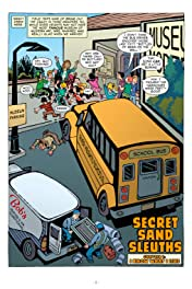 Nancy Drew & The Clue Crew Vol. 2: Secret Sand Sleuths