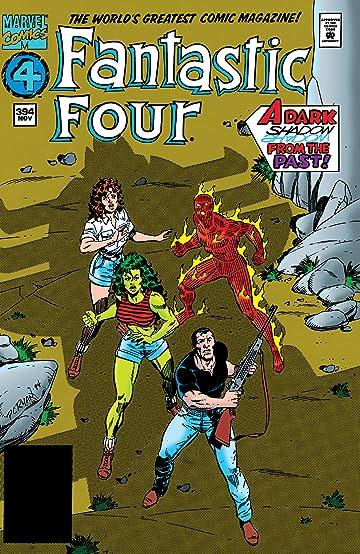 Fantastic Four (1961-1998) #394