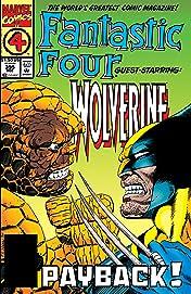 Fantastic Four (1961-1998) #395