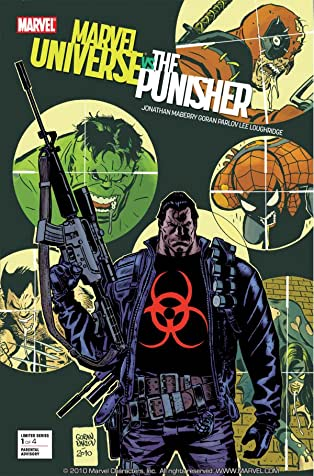 Marvel Universe vs. the Punisher #1 (of 4)