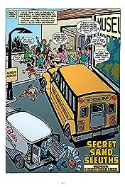 Nancy Drew & The Clue Crew Vol. 2: Secret Sand Sleuths Preview