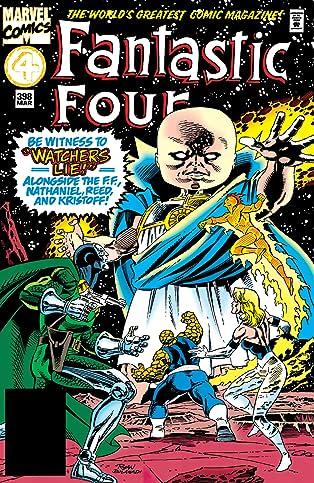 Fantastic Four (1961-1998) #398