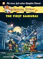 Geronimo Stilton Vol. 12: The First Samurai Preview