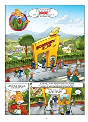 Geronimo Stilton Vol. 12: The First Samurai Preview