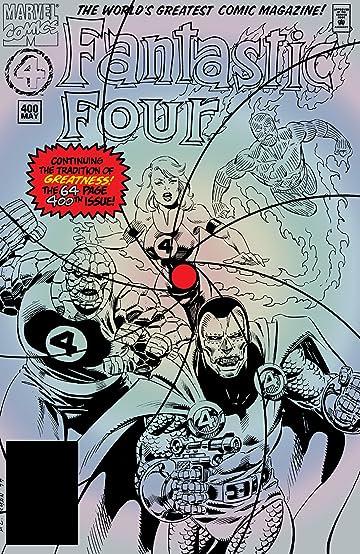 Fantastic Four (1961-1998) #400