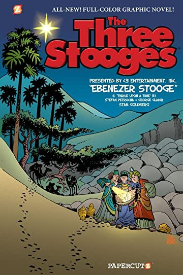 The Three Stooges Vol. 2: Ebenezer Stooge Preview