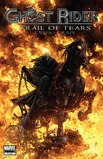 Ghost Rider: Trail of Tears (2007) #6 (of 6)
