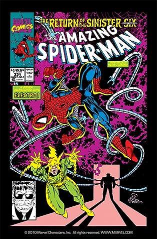Amazing Spider-Man (1963-1998) #334