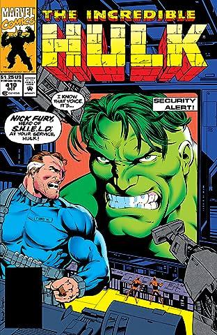 Incredible Hulk (1962-1999) #410