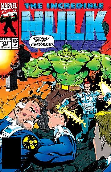 Incredible Hulk (1962-1999) #411