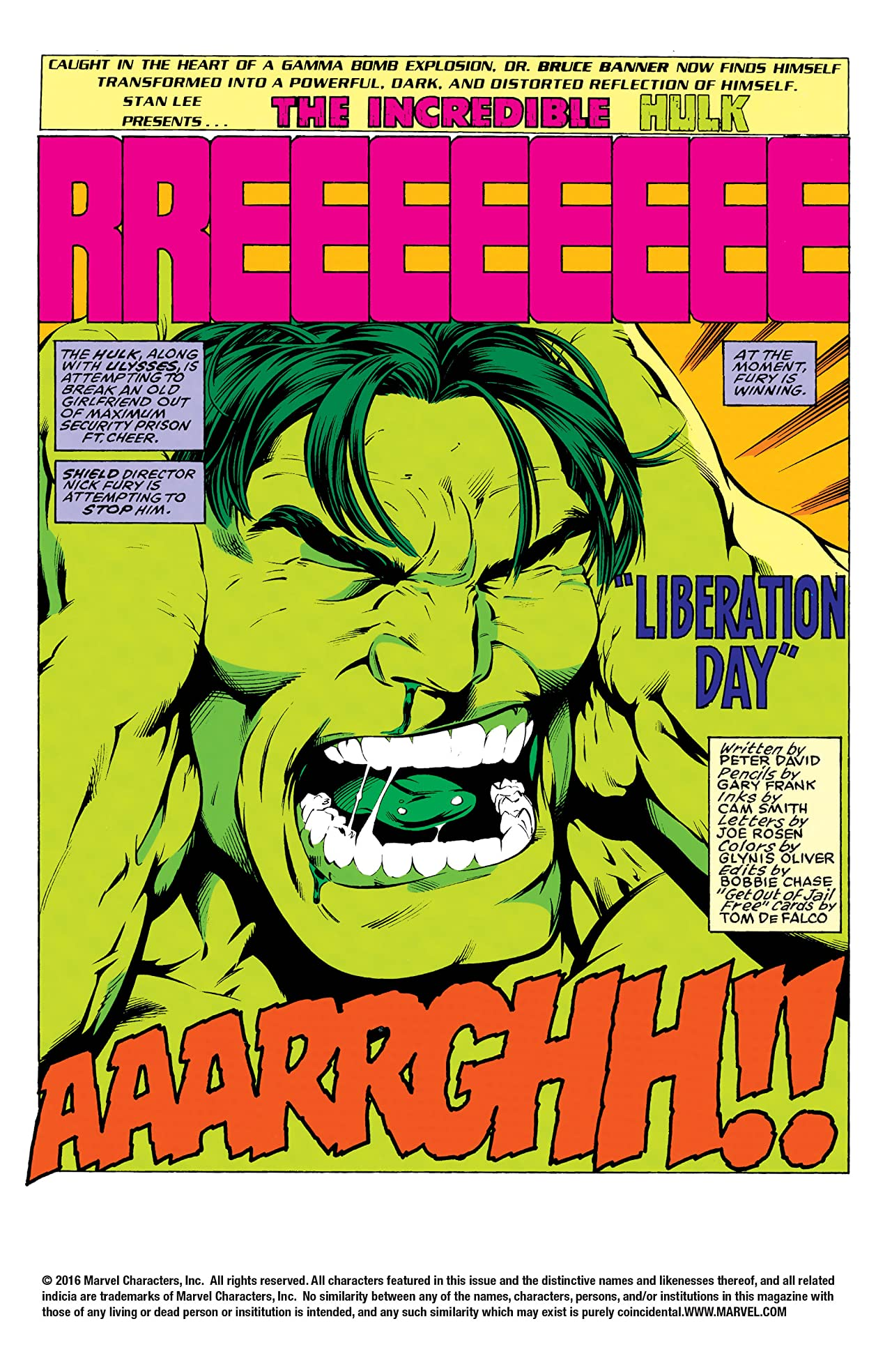 Incredible Hulk (1962-1999) #411