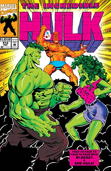Incredible Hulk (1962-1999) #412