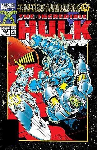 Incredible Hulk (1962-1999) #414