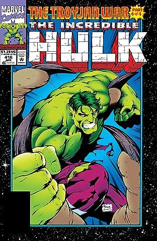Incredible Hulk (1962-1999) #416