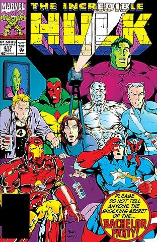 Incredible Hulk (1962-1999) #417