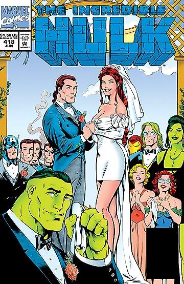 Incredible Hulk (1962-1999) #418