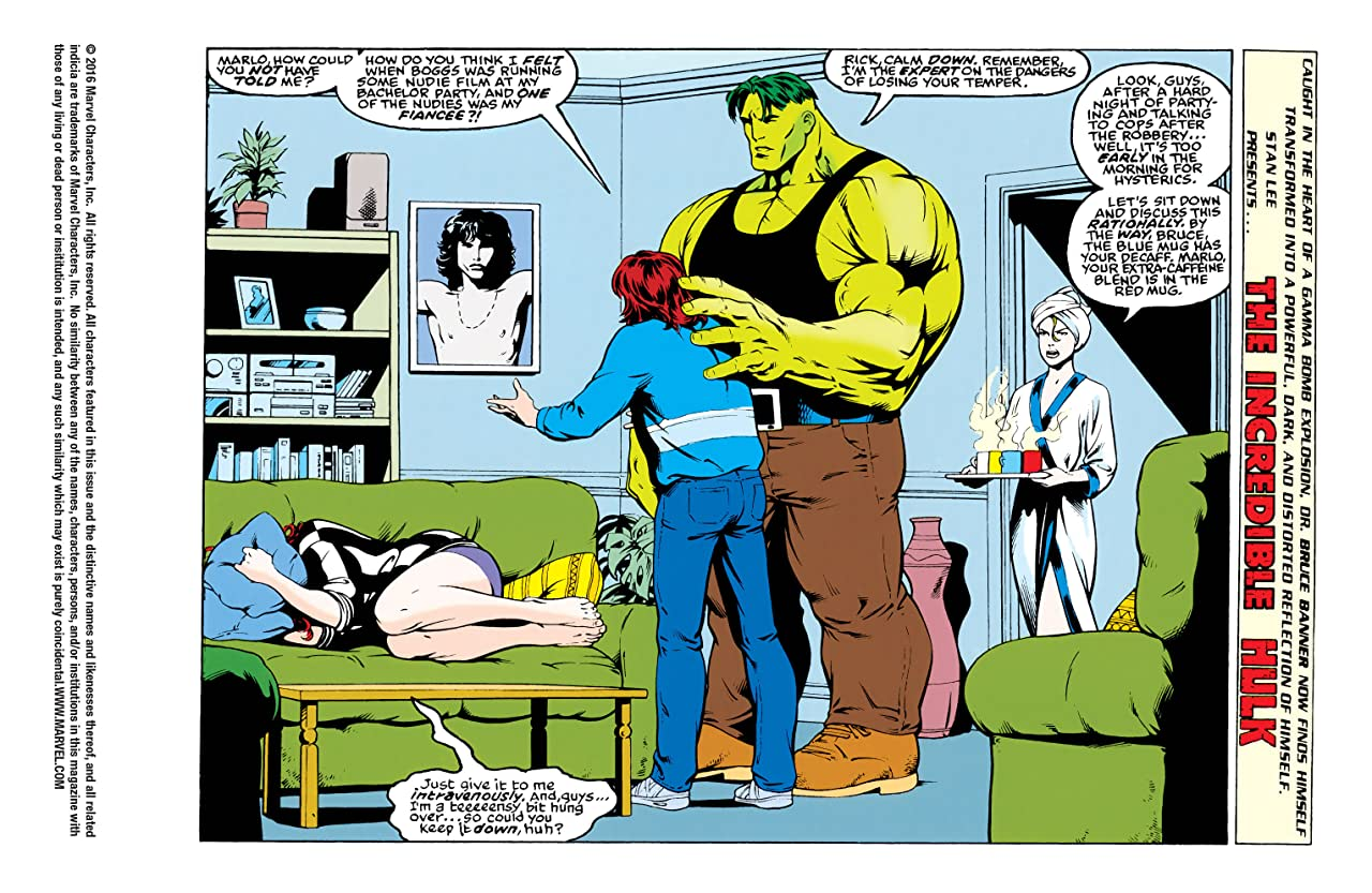 Incredible Hulk (1962-1999) #418