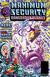 Maximum Security: Dangerous Planet #1