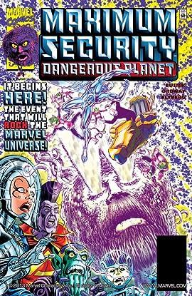 Maximum Security: Dangerous Planet #1
