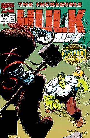 Incredible Hulk (1962-1999) #421