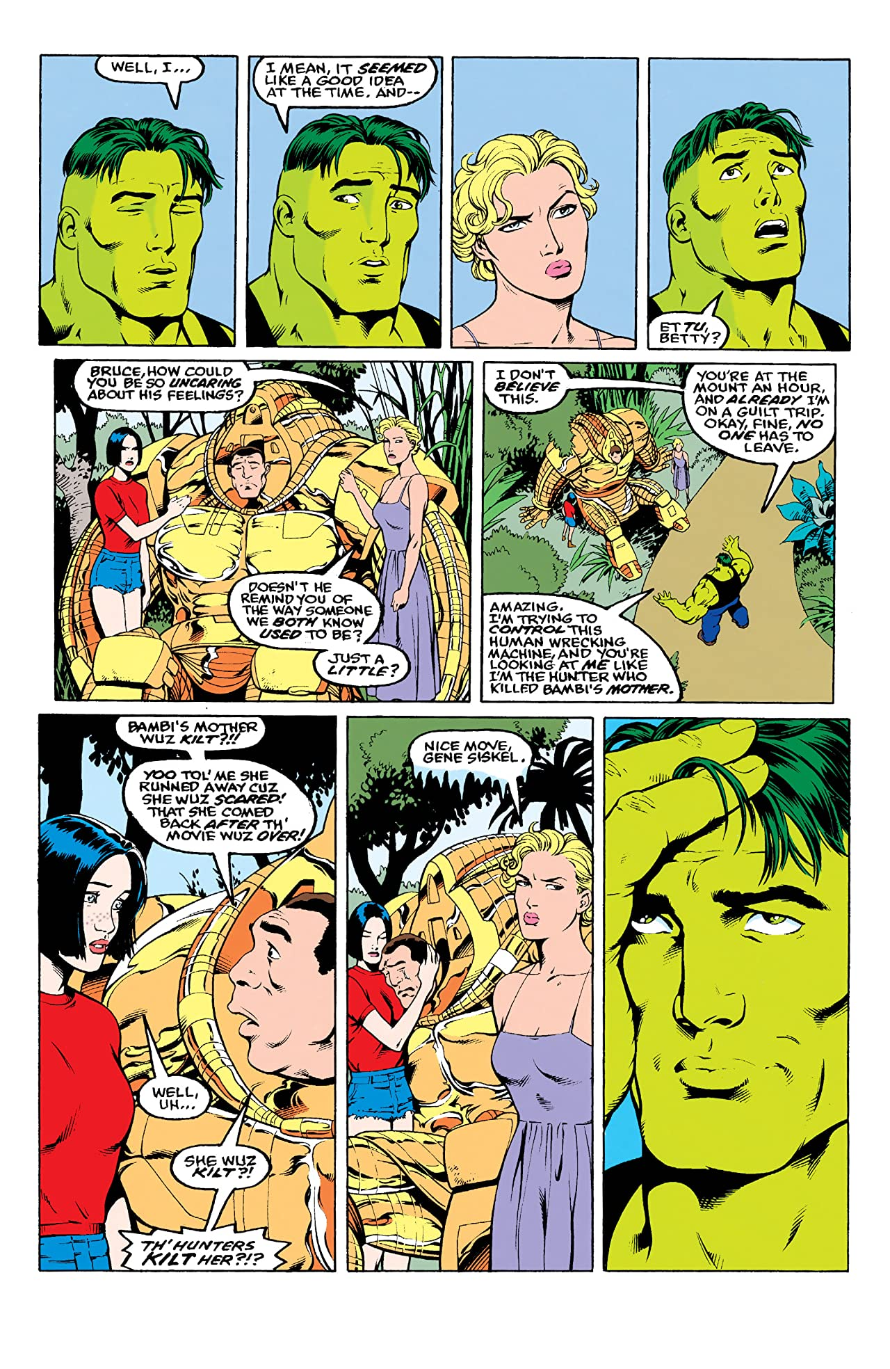 Incredible Hulk (1962-1999) #421