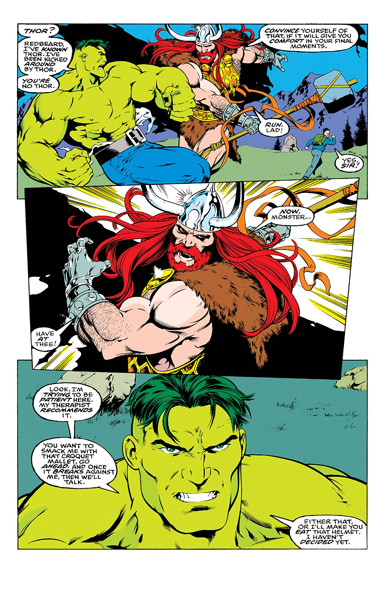 Incredible Hulk (1962-1999) #422